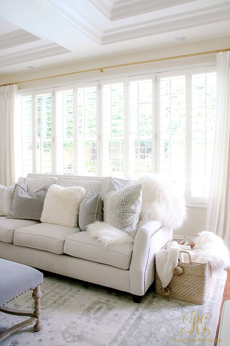 How to Create a Livable + Beautiful Family Room | Pinterest ...