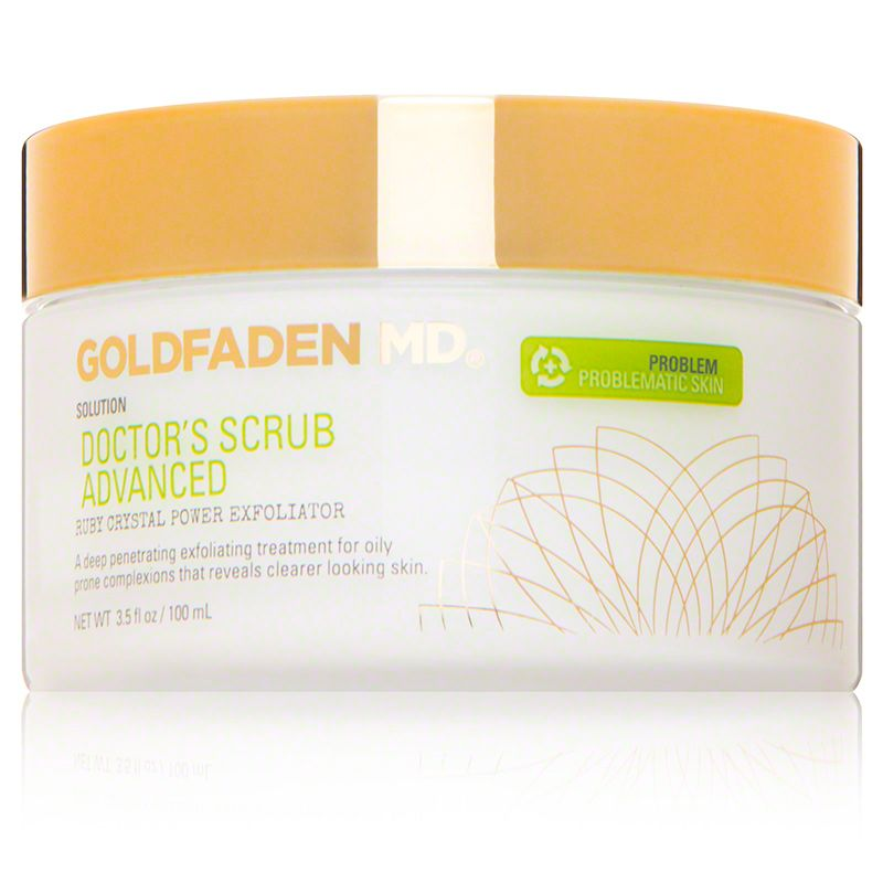 Goldfaden MD Doctor's Scrub Advanced - DermStore