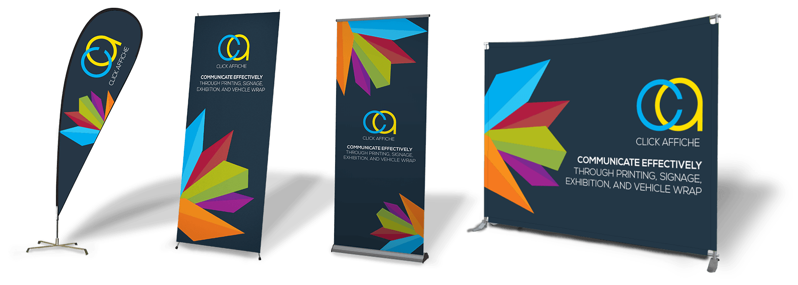 cheap pull up banners exhibition stands and wide roller banners