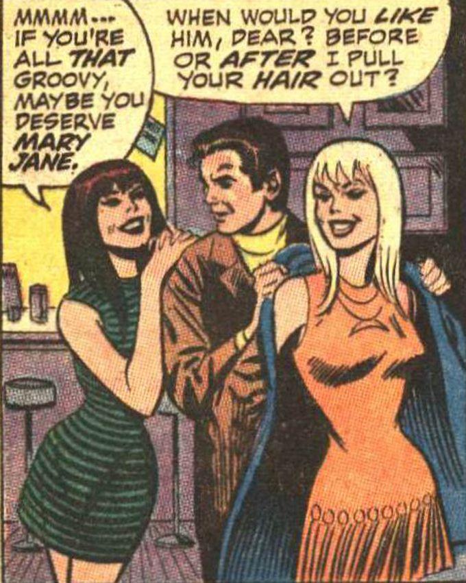 Marvel Sex Stories 39