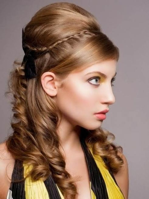 Today Women Find Countless Casual And Party Hairstyles 2017 In Fashion World Of Pakistan