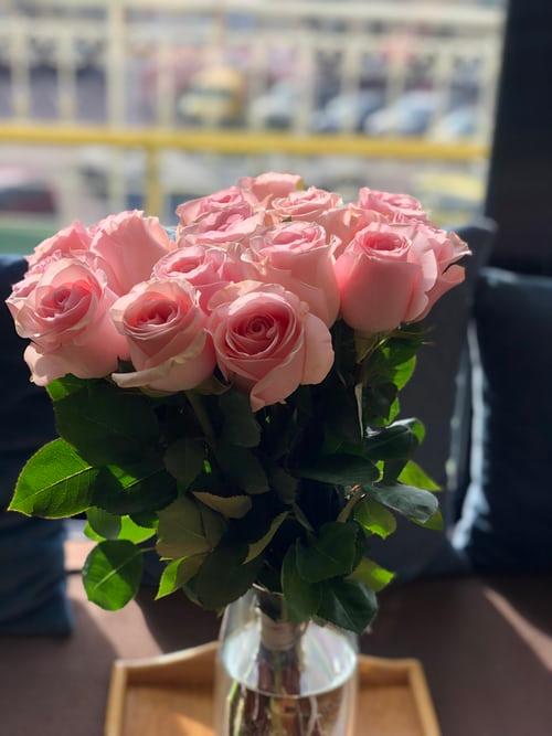 باقة ورد جميلة باقات ورد صباحية جميلة جدا باقة ورد كبيرة Zina Blog Flower Delivery Flowers Order Flowers