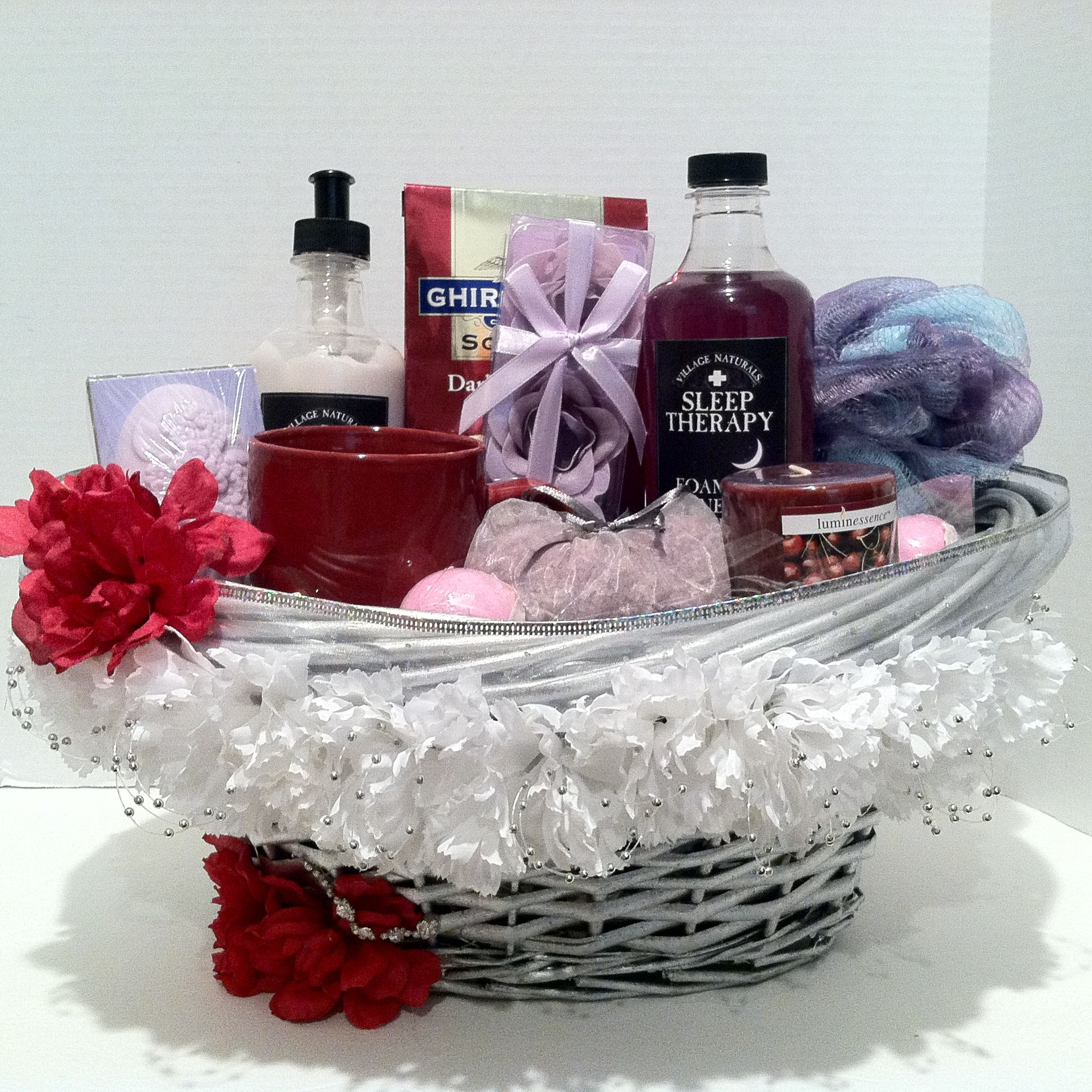 Diy Wedding Gift Basket Ideas: Pin By Vera Mae Collection On Gift Baskets