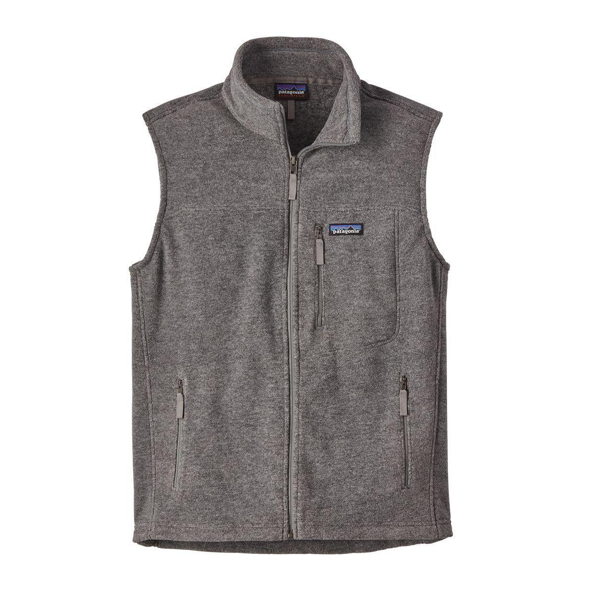 Men S Classic Synchilla 174 Fleece Vest In 2019 Fleece Vest