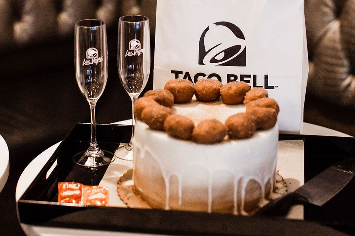 Taco Bell Wedding Taco Bell Wedding Taco Bell Taco Party