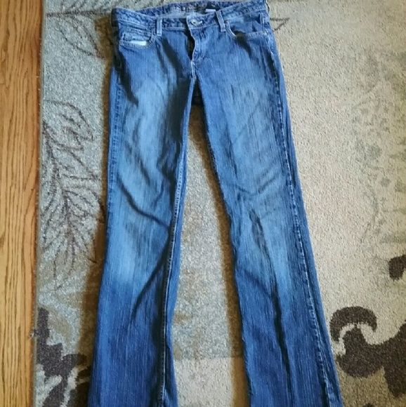 Blue Jeans Great durable blue jeans, no stains, rips or tears. In good condition. Arizona Jean Company Jeans