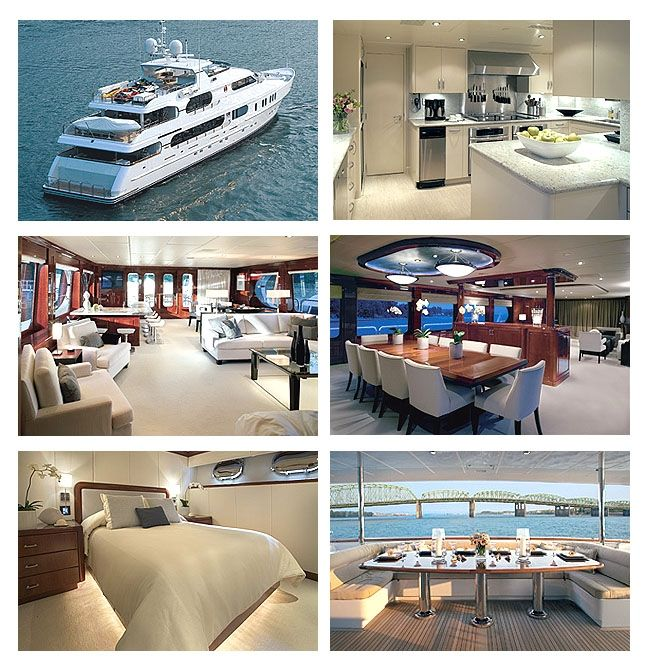 tiger woods u0026 39  yacht  privacy