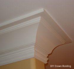 3 Piece Crown Moulding With Images
