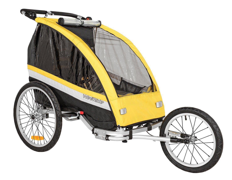 La wee-ride Deluxe es una gran manera de llevar su niño junto para ...