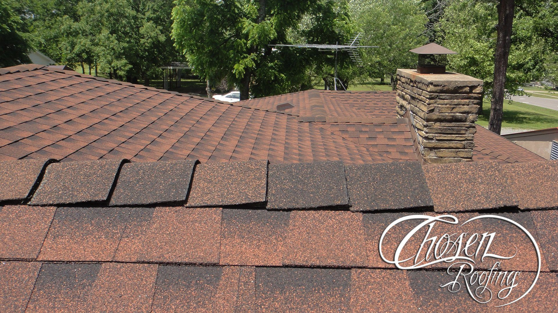 Best Gaf Timberline Hd Hickory With Z Ridge High Profile By 400 x 300