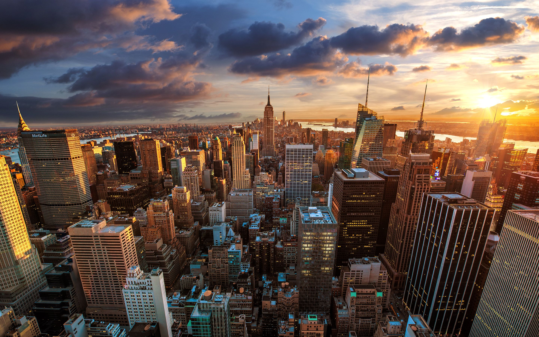 New York Wallpapers Hd Resolution For Desktop Wallpaper 2880 X 1800