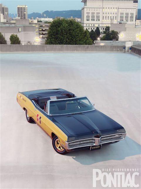 1967 Pontiac Grand Prix Hurst 428 HO