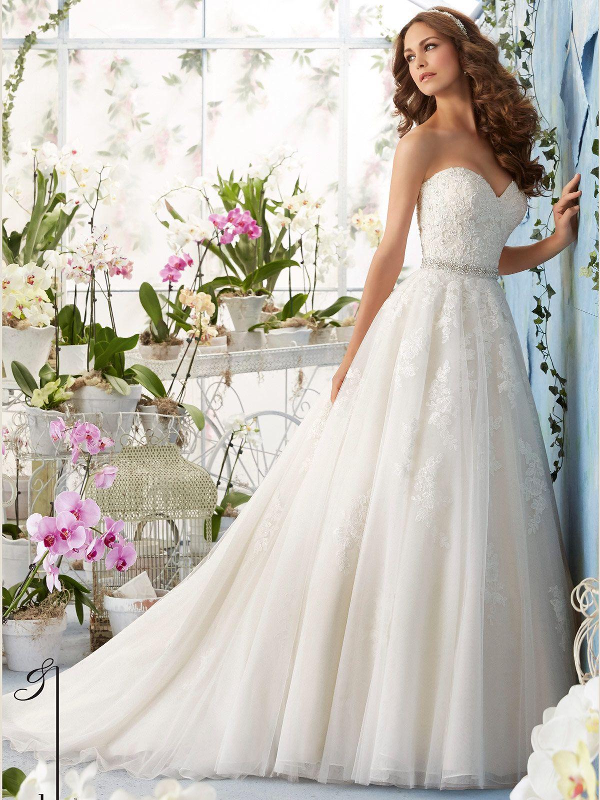sweetheart lace wedding dress mori lee blu sweetheart lace wedding dress