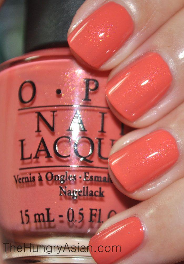 Opi Touring America Collection Review And Swatches Nail Polish Nail Polish Colors Opi Nails