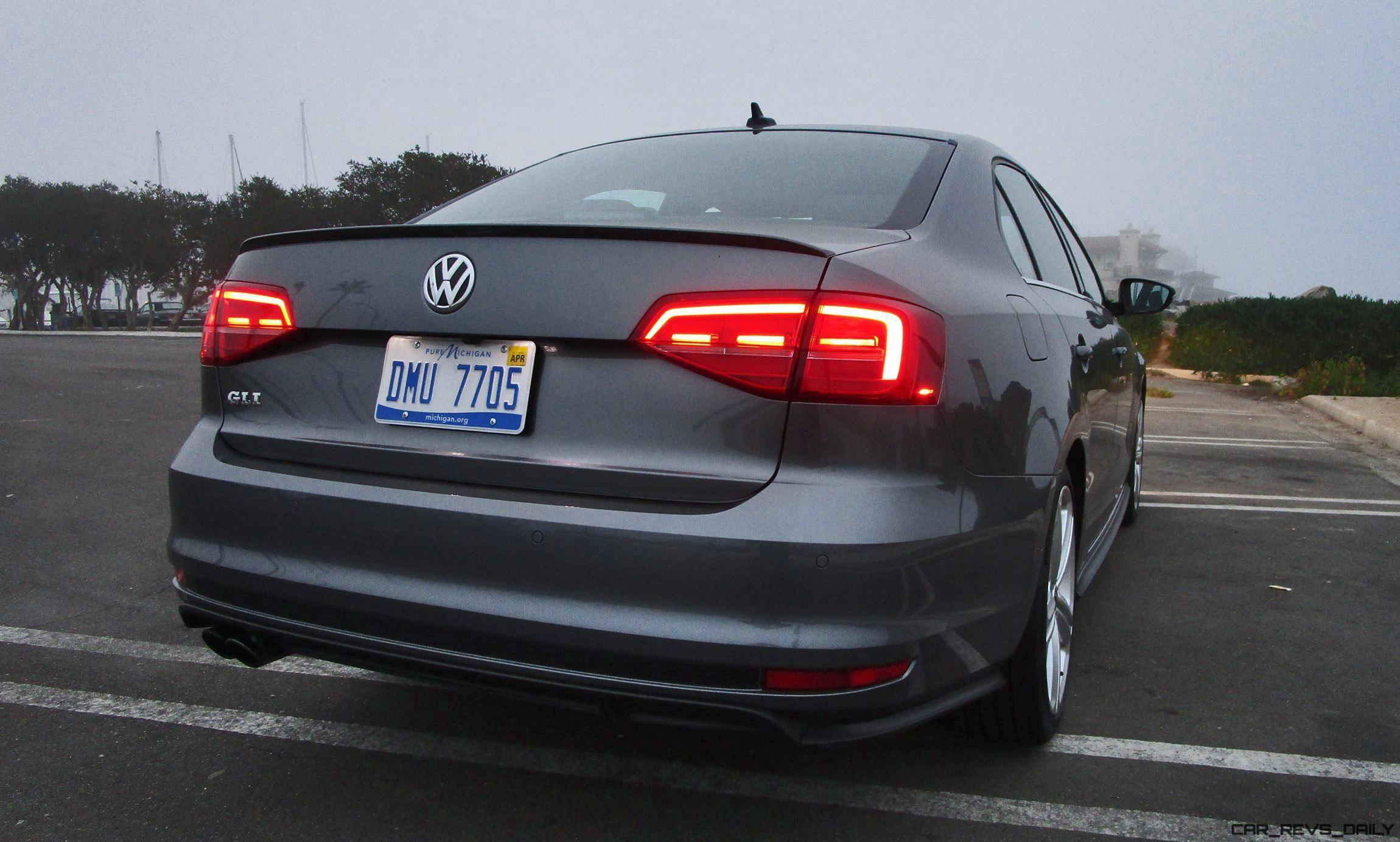 2017 VW Jetta GLI 2 0T 6MT – Road Test Review – By Ben