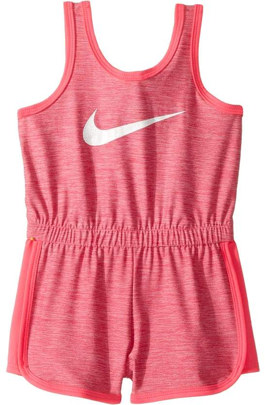 more photos e1b09 dba62 Nike Dri-Fit Sport Essentials Romper Girl s Jumpsuit   Rompers One Piece