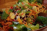 Red Robin- Southwest chicken salad  Can't wait to try this one! We love this salad!