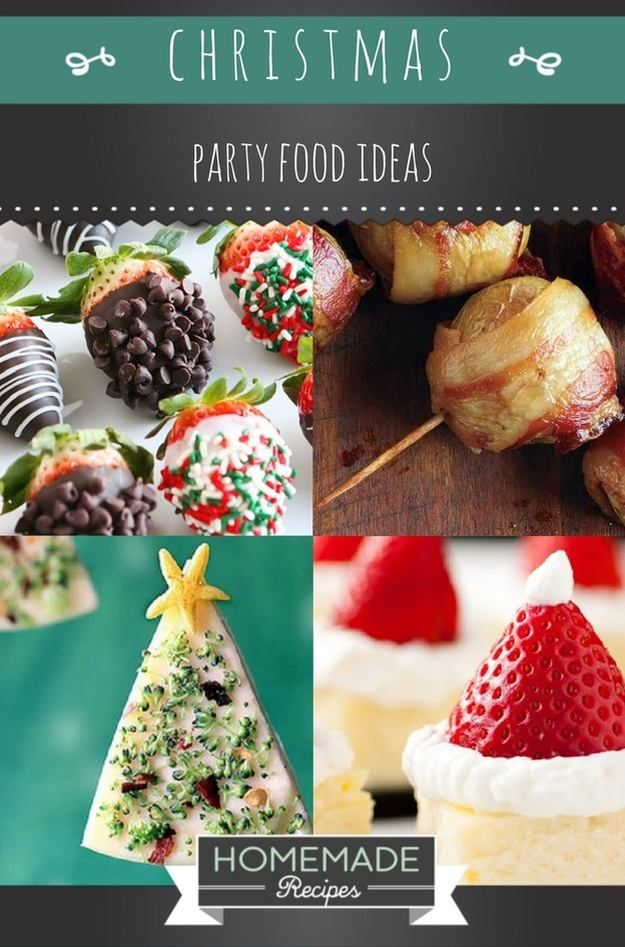 Christmas Party Food Ideas Finger Foods Part - 31: 17 Christmas Party Food Ideas