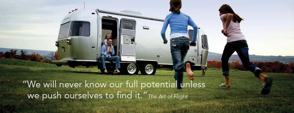 Airstream2go rent an airstreamand the truck to pull it