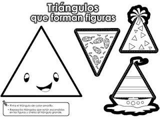 ESOS LOCOS BAJITOS DE INFANTIL: FIGURAS GEOMÉTRICAS