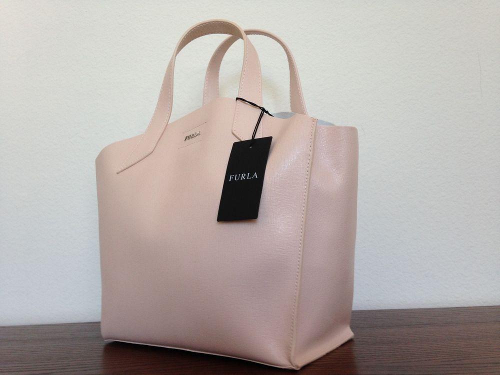 Furla new jucca saffiano leather bag light pink | Furla, Leather ...