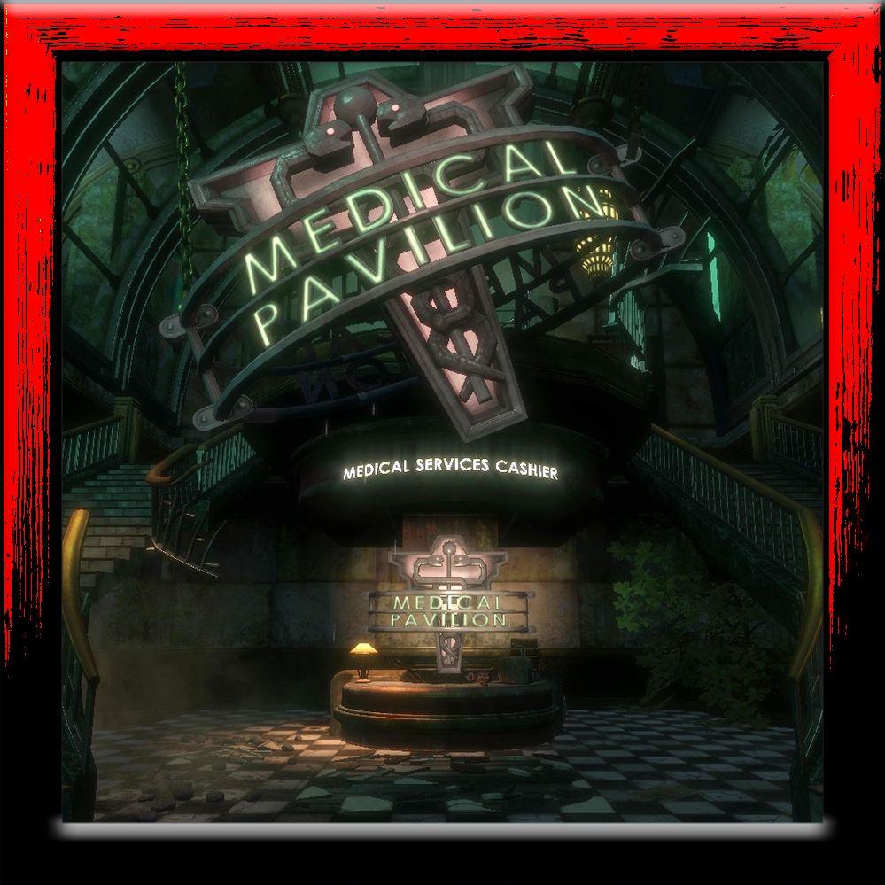 Steam Bioshock Remastered Medical Pavilion