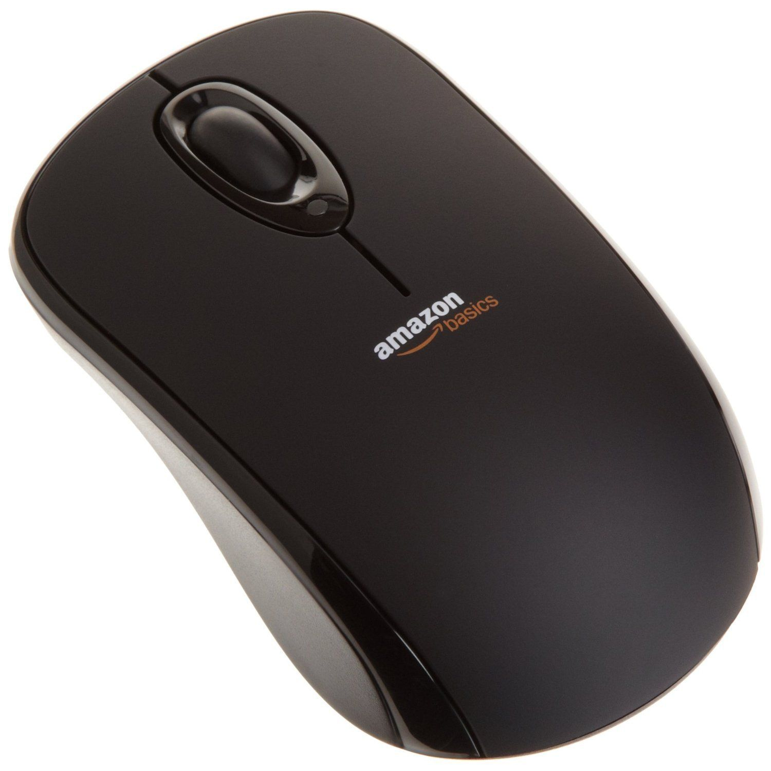 amazonbasics wireless mouse with nano receiver mgr0975 computers accessories. Black Bedroom Furniture Sets. Home Design Ideas