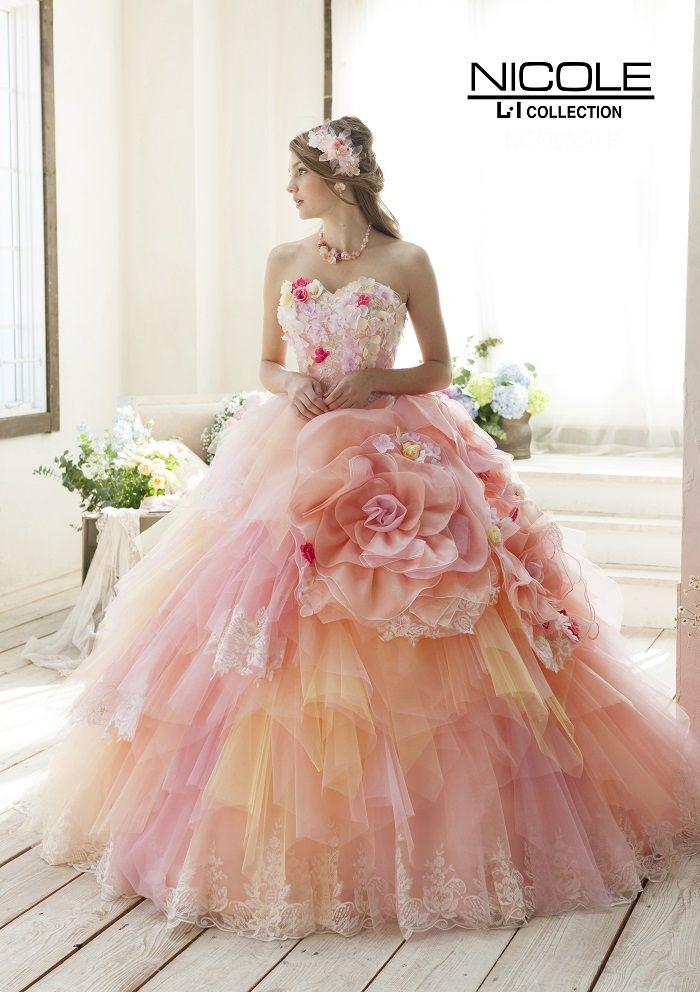 Aorange0010.jpg (JPEG Image, 700 × 992 pixels) | Colorful Wedding ...