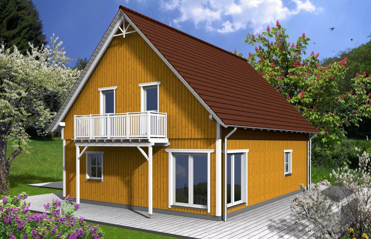 Fertighaus 'Sento' Hagemann Haus Ab 114.000 Euro als