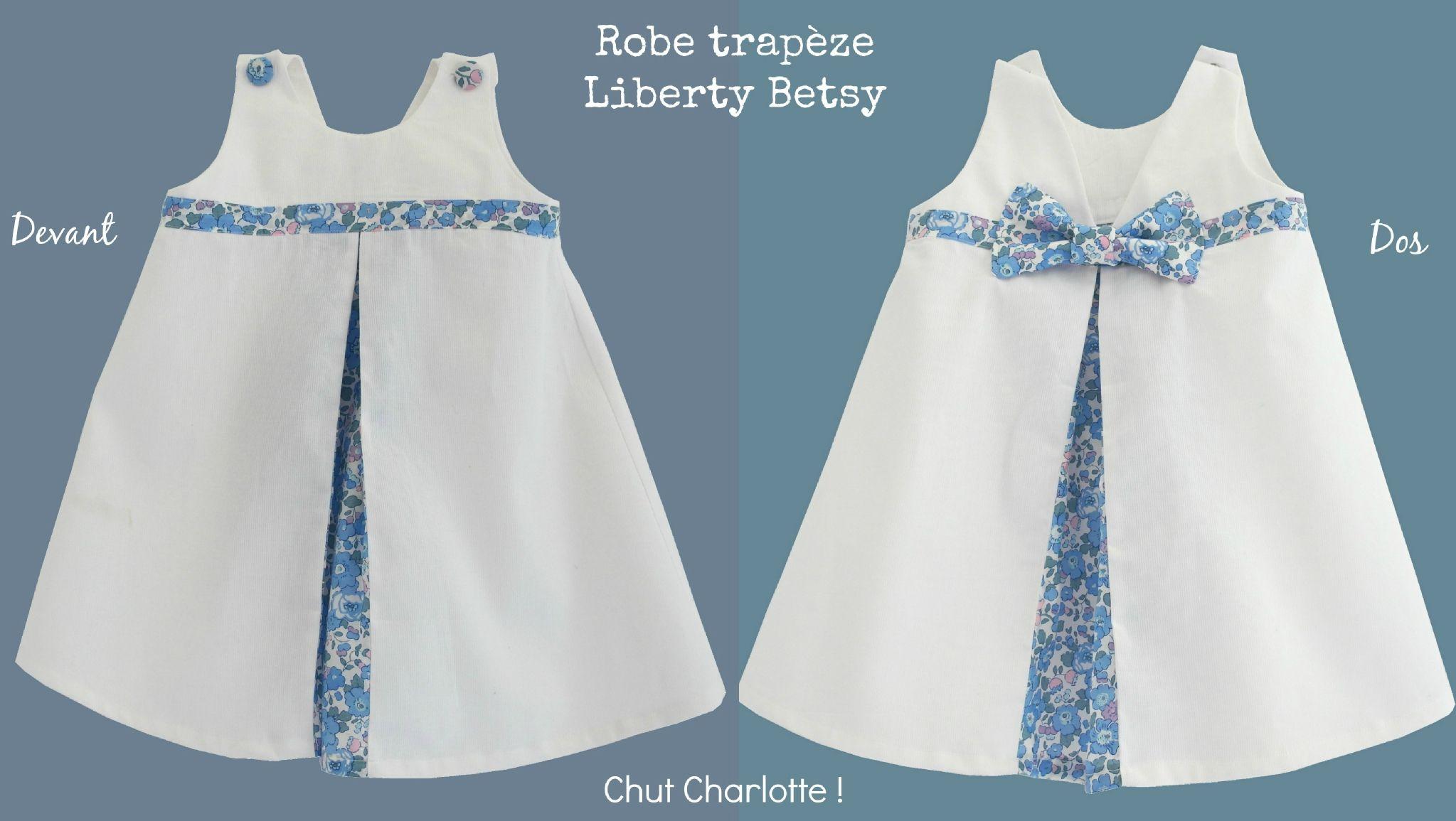 """Résultat de recherche d'images pour """"robe trapèze enfant"""""""