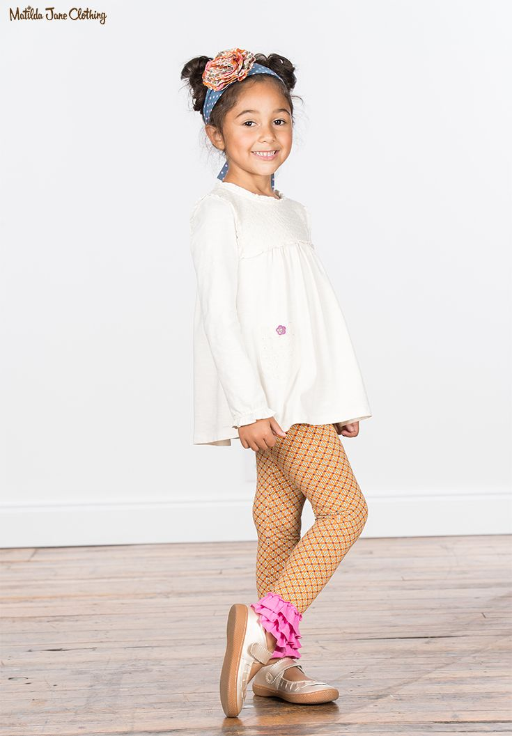 fc60590686c4b Make Believe, Fall 2017: Pretend Today Leggings, Playing House Top, and  Just The Thing Headband