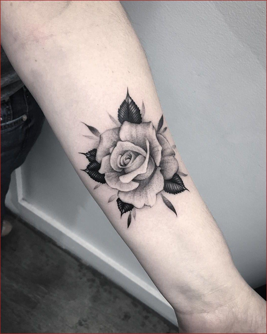 948c0e8f0 50+ Elegant Simple Tattoo Designs   Tattoos   Forearm tattoos, Rose ...