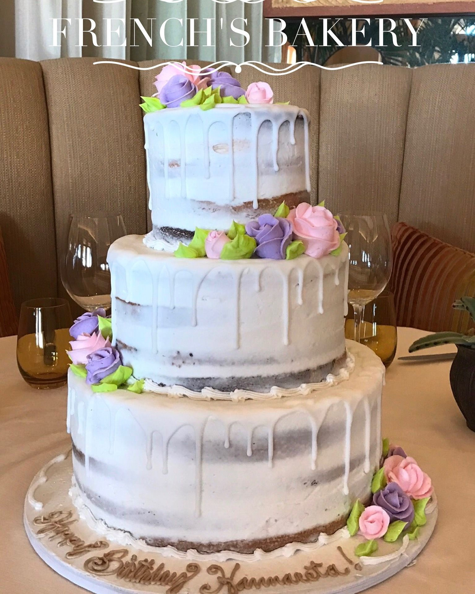 Pin by Simply Decadent Bakery on Wedding Cakes   Wedding