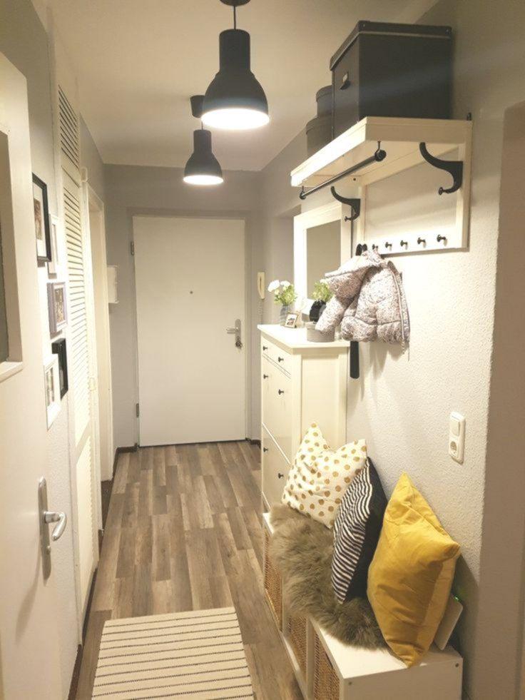 Deko Wohnung super schmaler Flur #homeaccessories #homeinterior #homefurnishings…