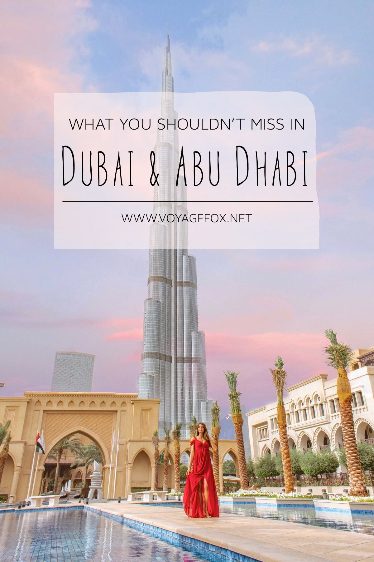 These Are The Best Places In Dubai And Abu Dhabi In The Uae The