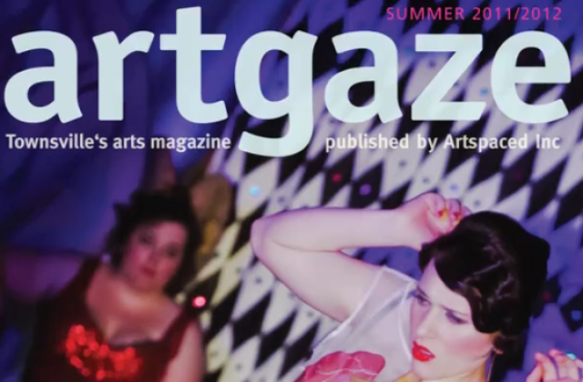 Artgaze Arts & Culture Magazine Project by Artgaze magazine