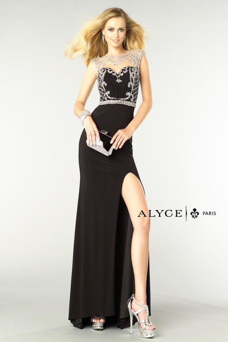 Alyce Prom at Dejavu Alyce Prom 6361 Alyce Paris Prom Dejavu ...