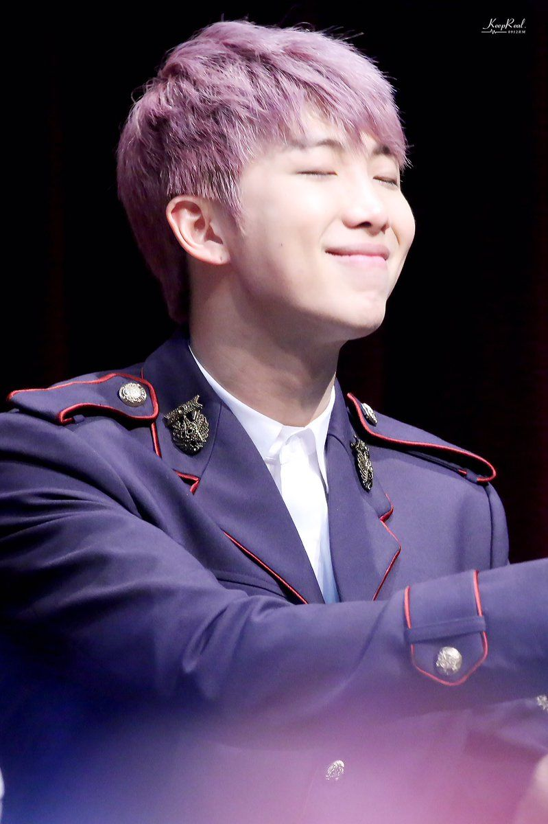 "Keep Real 在 Twitter:""170226 HD #랩몬스터 #RM #RAPMONSTER #남준 #방탄소년단 #김남준 @BTS_twt https://t.co/xjEIOYt4LI"""