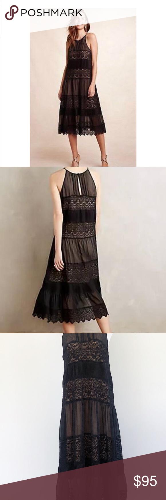 Hd In Paris Villanelle Sheer Black Lace Midi Dress Black Lace Midi Dress Lace Midi Dress Black Sheer Dress [ 1740 x 580 Pixel ]