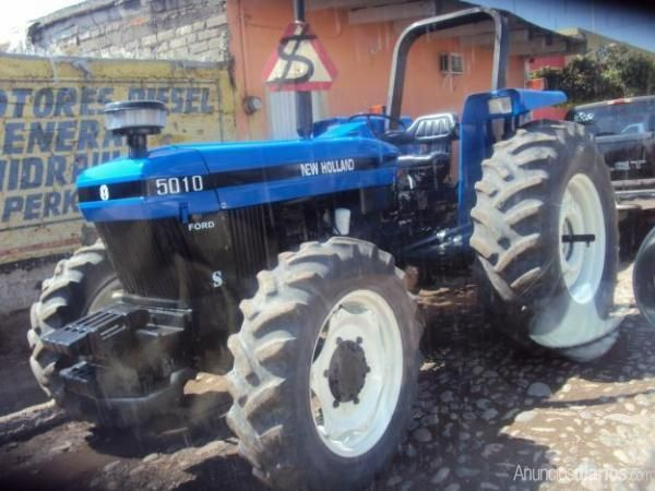 Tractor New Holland 5010 4x4 Otros Vehiculos Jalisco Tractors Farm Machinery New Holland