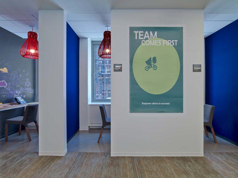 Condé Nast Entertainment New York 2014 Tpg Architecture Office Design Entertaining Corporate Interiors