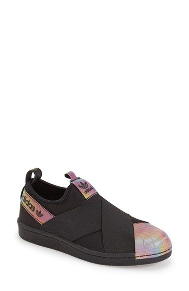 adidas  Superstar - Rita Ora  Slip-On (Love slip-ons like this for yoga and  hanging out) bfbfddb57a4c