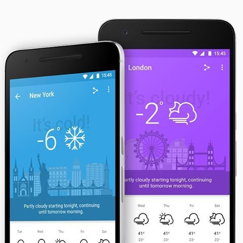 Beautiful Weather App by Sahil Vhora  #android #materialdesign #material #app #appdev #appdesign #design #development #graphicdesign #graphics #mobile #creative #ux  #experience #userexperience #illustration #weather #cold #hot #london #newyork #paris #madrid #barcelona #tokyo #berlin #losangeles #oslo #amsterdam #budapest