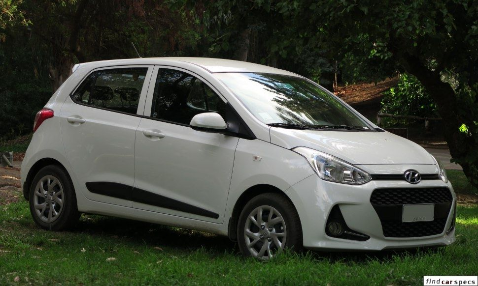 Hyundai I10 Grand I10 Ii Facelift 2017 1 2 Vtvt 83 Hp