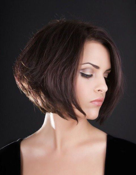 60 Classy Short Haircuts And Hairstyles For Thick Hair Short Hairstyles For Thick Hair Bob Hairstyles For Thick Chin Length Haircuts
