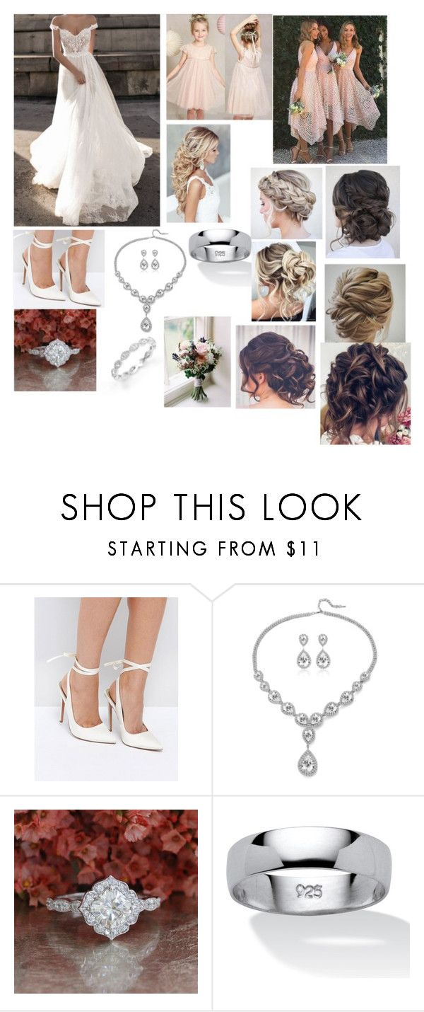 """""""the day has arrived❤️"""" by elbergmadisom ❤ liked on Polyvore featuring ASOS and Palm Beach Jewelry"""