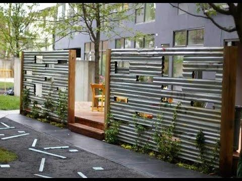 80 fence design ideas for house 2017 garden and relaxing space fence part1 - Fence Design Ideas