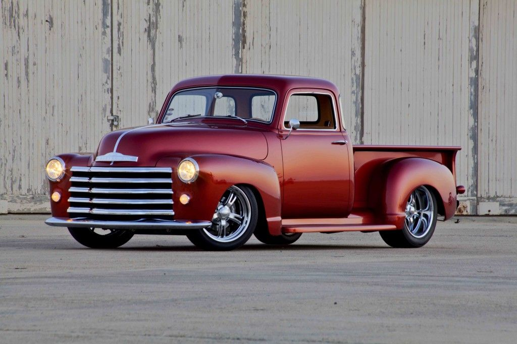 48 Chevy From Parts To Truck Of The Year The Build Classic