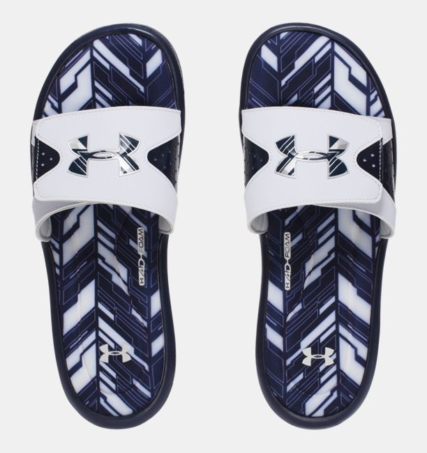 Men's UA Ignite Banshee II Slides | Under Armour US