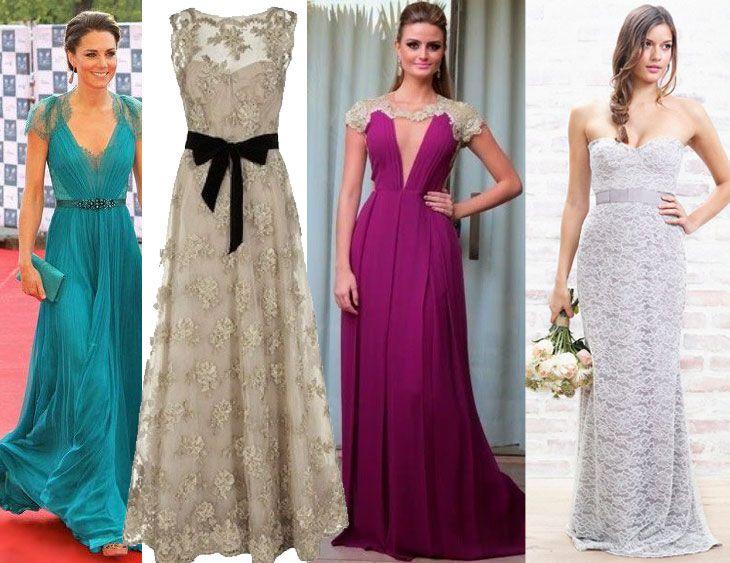 8ff3460fdce5 Modelos de vestidos de festa para copiar | ^_^ fashion {party dress ...